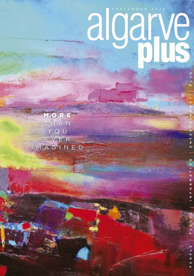 Algarve Plus Cover Issue 09 2020